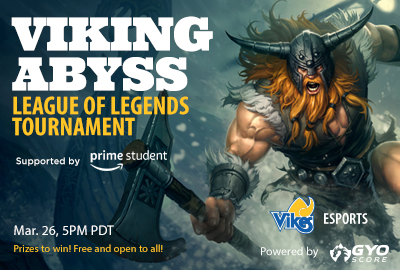 Viking Abyss: League of Legends Tournament Feature Image