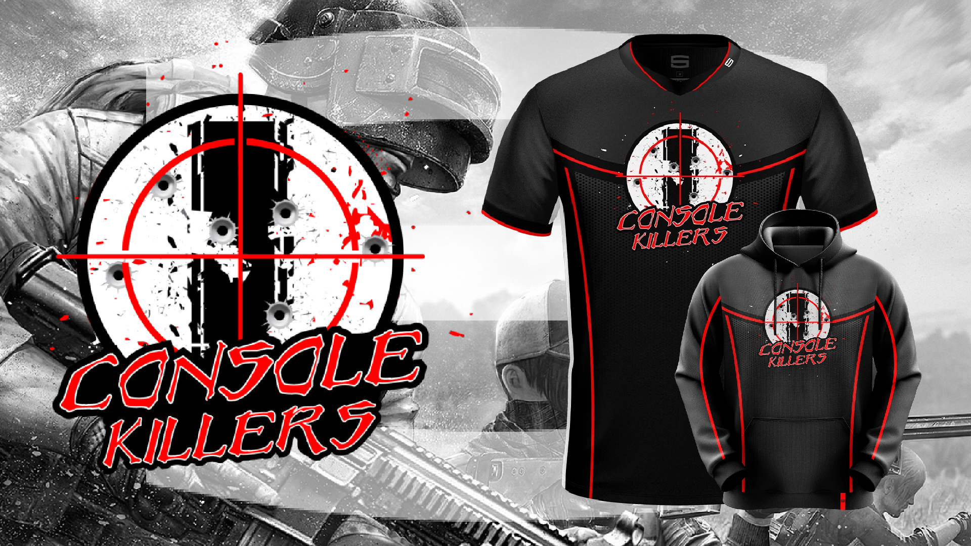 Console Killers Official Jerseys Feature Image