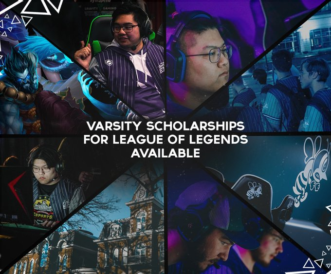 Scholarships Available For High School League of Legends Players Feature Image