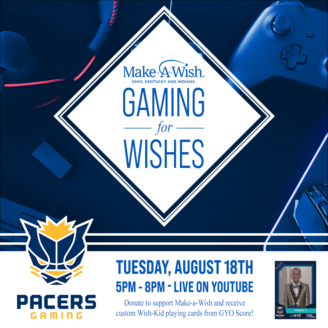 Make-A-Wish's Gaming for Wishes is Tonight! Feature Image