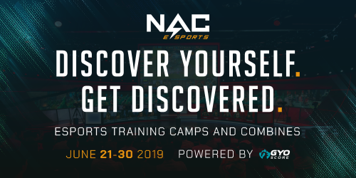 NACE Summer Camps and Combines