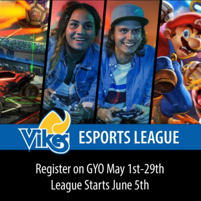 UVic Fortnite Series