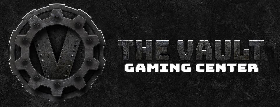 The Vault Gaming Center